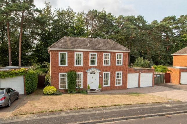 Thumbnail Detached house for sale in Dinorben Beeches, Fleet
