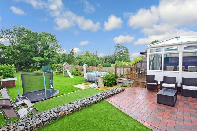 Thumbnail Bungalow for sale in Springfield Road, Larkfield, Aylesford, Kent