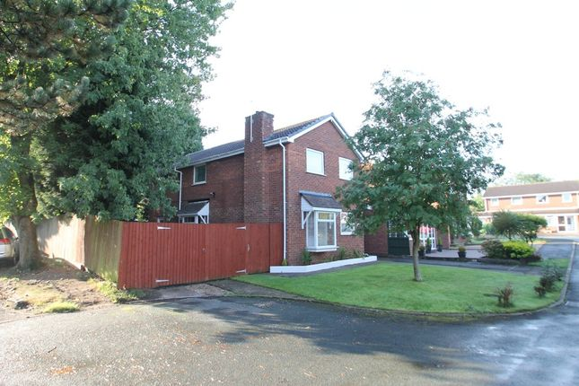 Thumbnail Detached house for sale in Swindale, Wilnecote, Tamworth