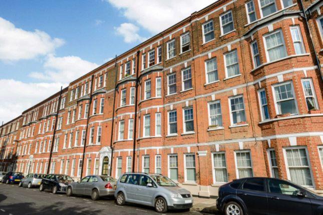 Thumbnail Flat for sale in Morgan Mansions, Morgan Road, Islington