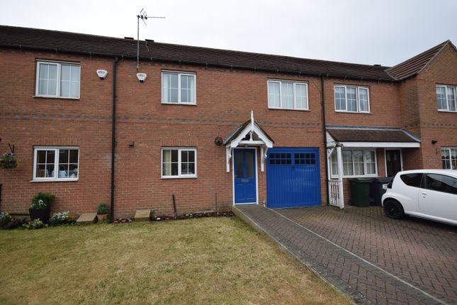Thumbnail Town house for sale in Lord Porter Avenue, Stainforth, Doncaster