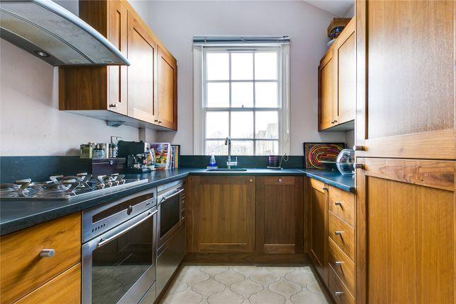 Kitchen of Penzance Place, London W11