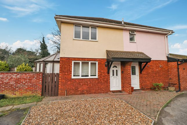 1 bed end terrace house for sale in Darnel Way, Stanway, Colchester CO3