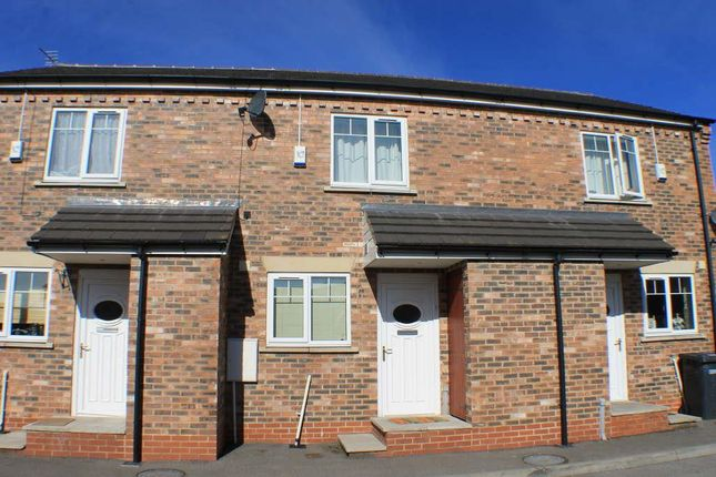 Thumbnail Terraced house to rent in Friarage Mount, Northallerton