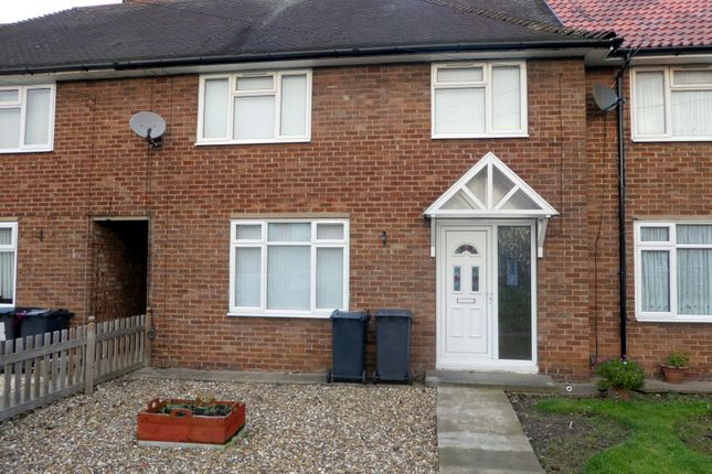 Thumbnail Terraced house for sale in Batley Close, Bilton Grange, Hull, East Riding Of Yorkshire