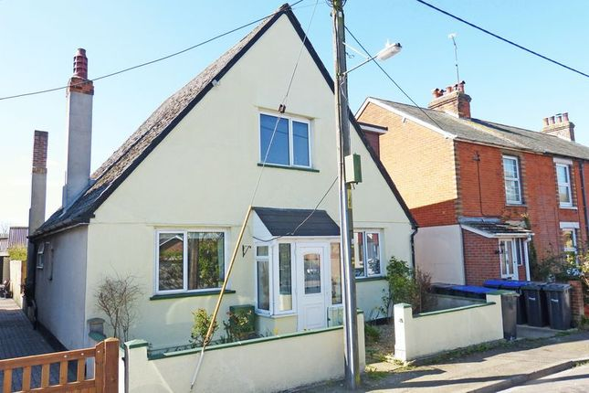 Thumbnail Detached house for sale in Edwards Road, Amesbury, Salisbury