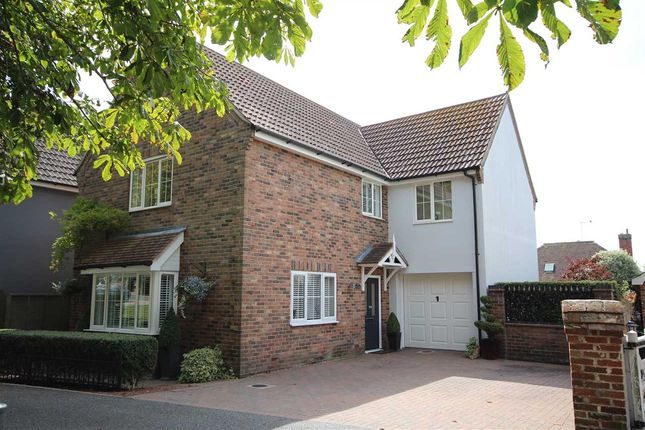 Thumbnail Detached house for sale in The Green, The Street, Little Clacton