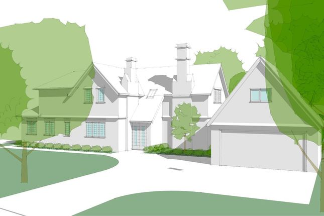 Thumbnail Detached house for sale in Knowle Road, Brockenhurst