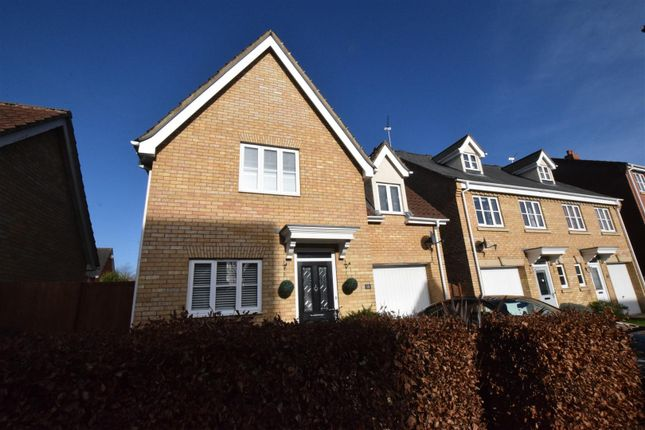 Thumbnail Detached house for sale in Stirling Road, Old Catton, Norwich