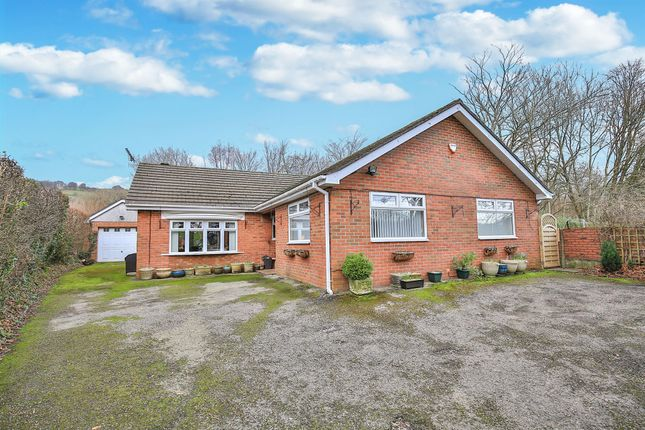 Thumbnail Detached bungalow for sale in Newport Road, Trethomas, Caerphilly