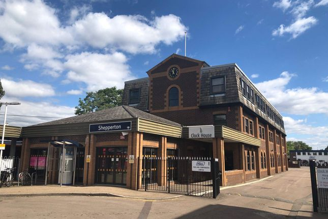Thumbnail Office to let in Clock House, Station Approach, Shepperton