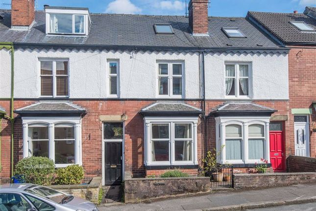 Thumbnail Terraced house to rent in Frickley Road, Nether Green, Sheffield