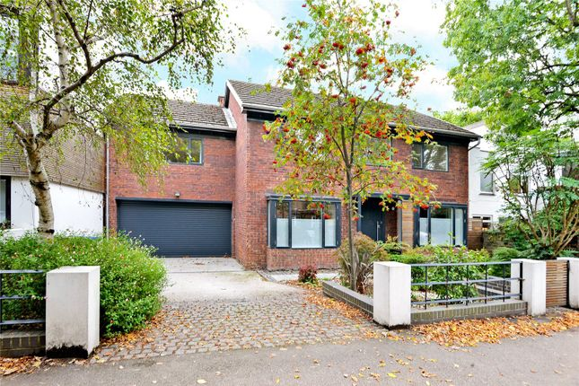 5 bed detached house for sale in Langton Way, London