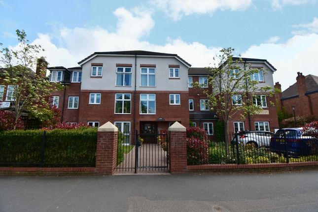 Thumbnail Flat to rent in Gracewell Court, Stratford Road, Hall Green