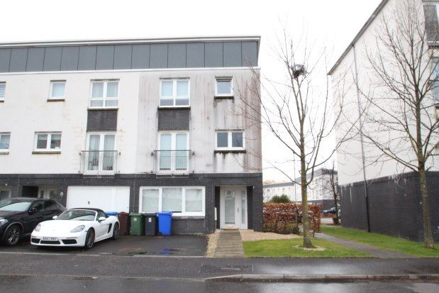 Thumbnail Town house to rent in Redshank Avenue, Braehead, Renfrew