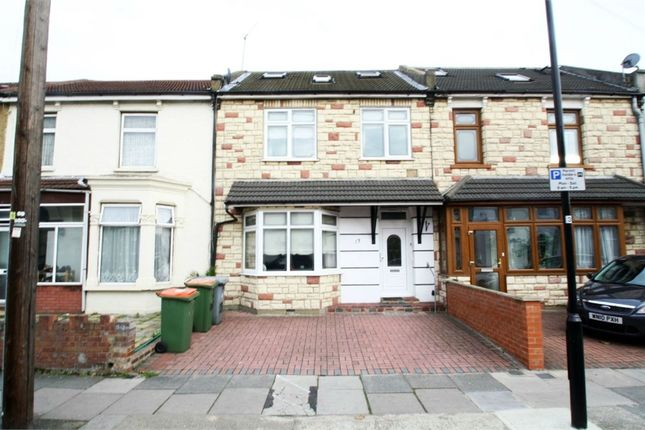 Thumbnail Terraced house for sale in Second Avenue, Manor Park, London