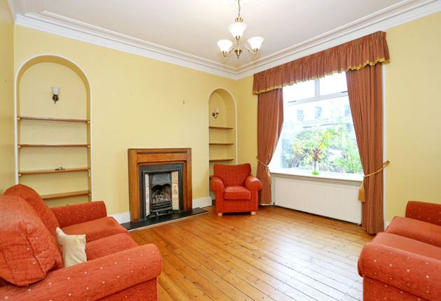 Thumbnail Terraced house to rent in Argyll Place, Aberdeen