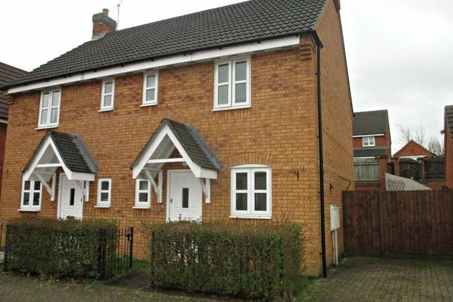 Thumbnail Semi-detached house to rent in The Stook, Daventry