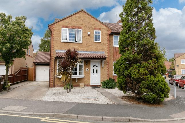 Thumbnail Detached house for sale in Steele Avenue, Greenhithe