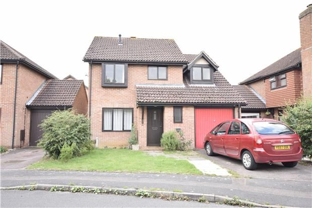 Thumbnail Detached house to rent in Alexander Close, Abingdon, Oxfordshire