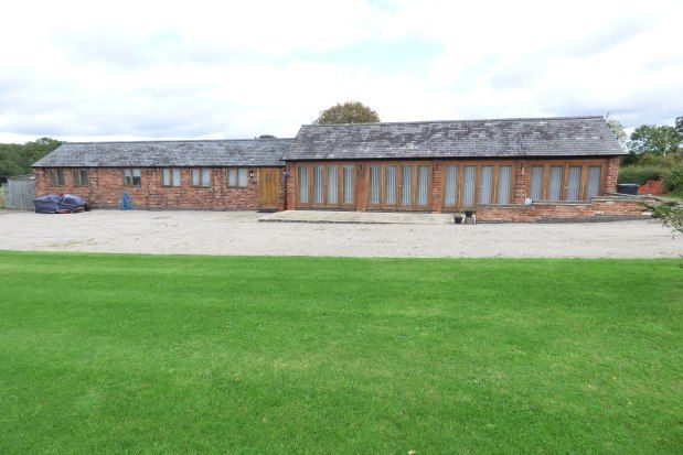 Thumbnail Barn conversion to rent in Overton Road, Ibstock