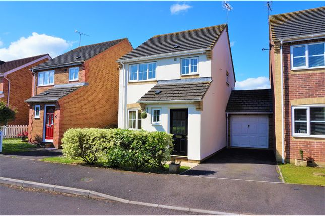 Thumbnail Detached house for sale in Webbs Court, Lyneham