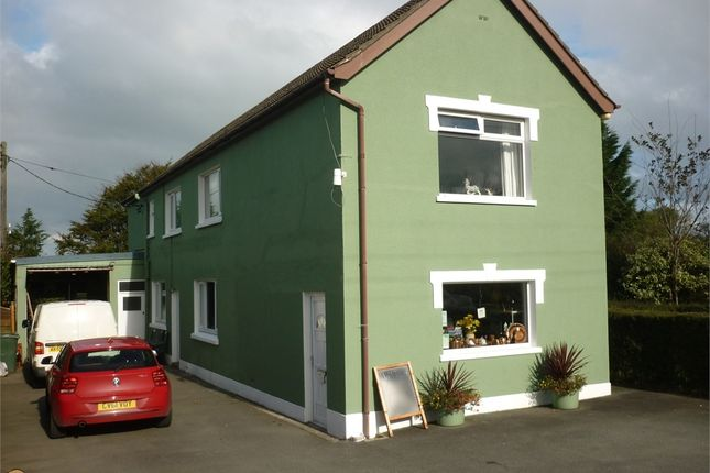 Thumbnail Detached house for sale in Yr Hen Popty/The Old Bakery, Sarnau, Llandysul, Ceredigion, Ceredigion
