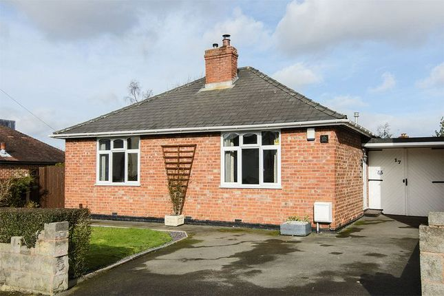 Thumbnail Detached bungalow for sale in Winterley Lane, Rushall, Walsall