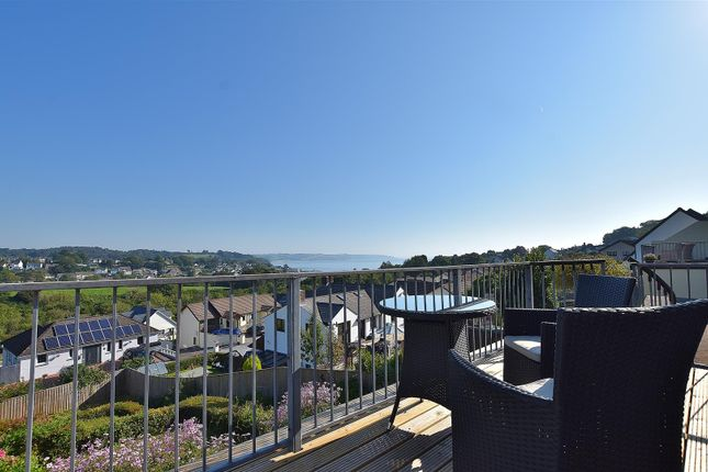 Detached house for sale in Lawnswood, Saundersfoot