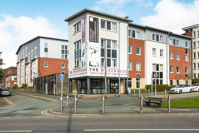 Thumbnail Flat for sale in The Warehouse Apartments, Victoria Street, Preston, Lancashire