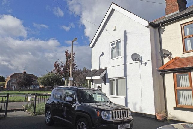 Thumbnail End terrace house for sale in St Margarets Road, Llandudno Junction, Conwy