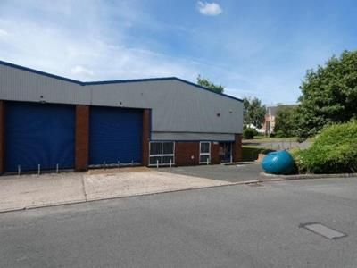 Thumbnail Light industrial to let in Unit 49, Enterprise Trading Estate, Pedmore Road, Brierley Hill