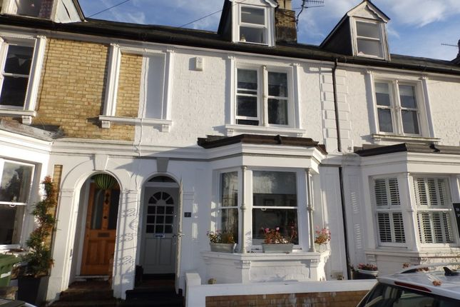 Thumbnail Terraced house to rent in Buckingham Road, Tunbridge Wells