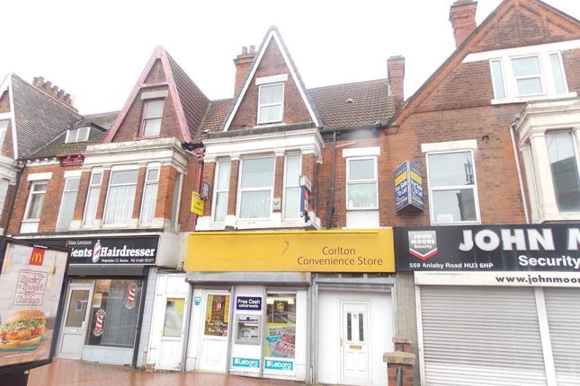 Thumbnail Flat for sale in Anlaby Road, Kingston Upon Hull