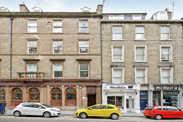 Thumbnail Flat to rent in Union Street, City Centre, Dundee, 4Bh