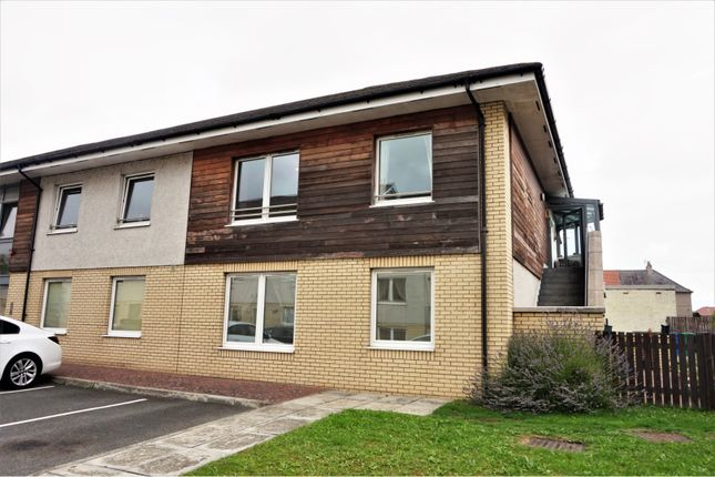 Thumbnail Flat for sale in East Burn Court, Kirkcaldy