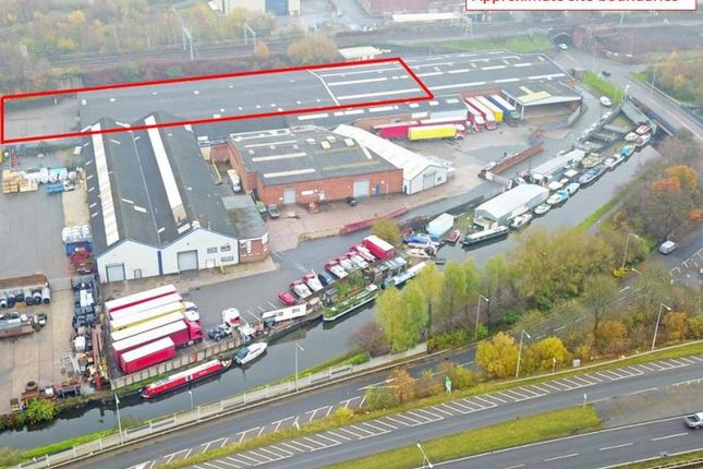 Thumbnail Industrial to let in Unit 5, Old Whieldon Road, Stoke-On-Trent