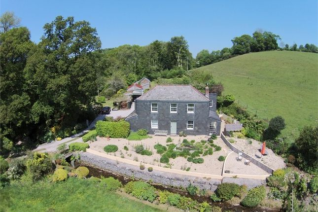 Thumbnail Detached house for sale in Waterlake, Lostwithiel