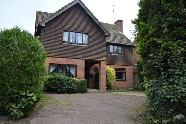 Thumbnail Detached house for sale in 215 Faversham Road, Kennington, Ashford, Kent