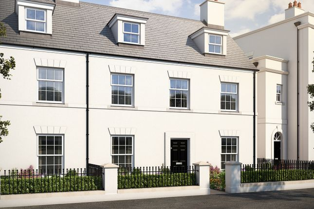 "Thumbnail End terrace house for sale in ""The Lydford"" at Haye Road, Sherford, Plymouth"