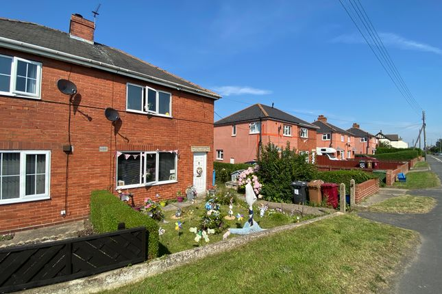 Thumbnail Semi-detached house to rent in Pelham Cottages, Station Road, Ulceby