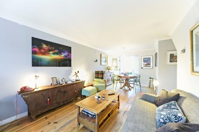 Living Room of St. Lawrence Way, Caterham, Surrey CR3