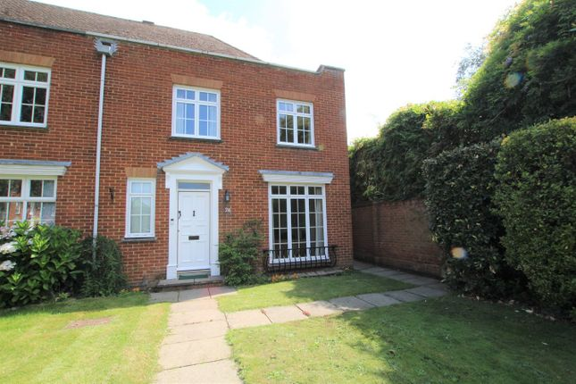 Thumbnail End terrace house for sale in Mulberry Trees, Shepperton