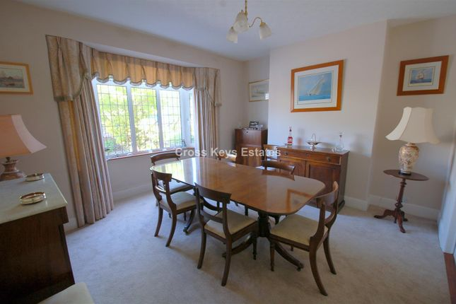 Dining Room of Somerset Place, Stoke, Plymouth PL3