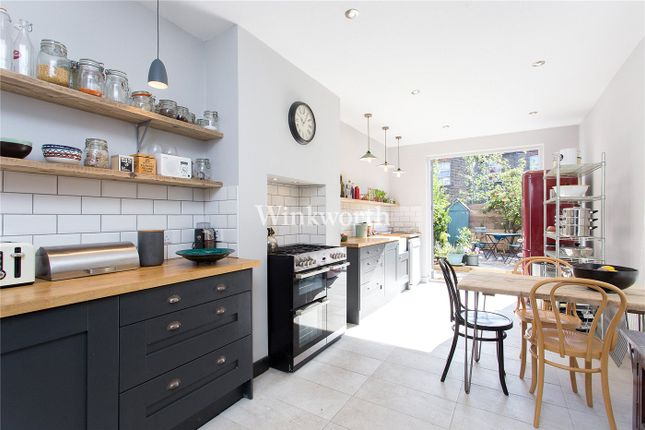 3 bed terraced house for sale in Greyhound Road, Tottenham, London