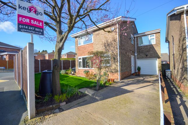 Thumbnail Detached house for sale in Borrowdale Road, Halfway, Sheffield