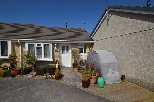Thumbnail Terraced bungalow for sale in Terrills Court, Hayle, Cornwall
