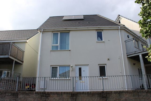 Thumbnail Flat for sale in Laurel Road, Plymouth