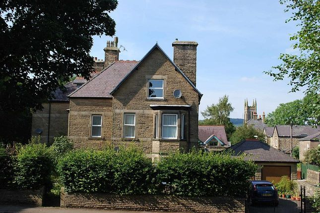 Thumbnail End terrace house for sale in Silverlands, Buxton, Derbyshire