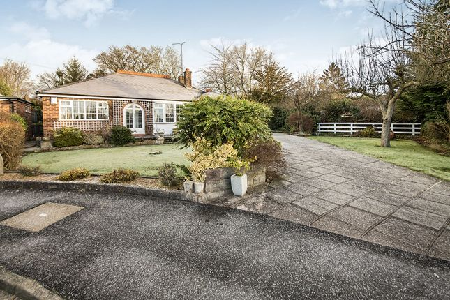 Thumbnail Bungalow for sale in Fairway, Bramhall, Stockport